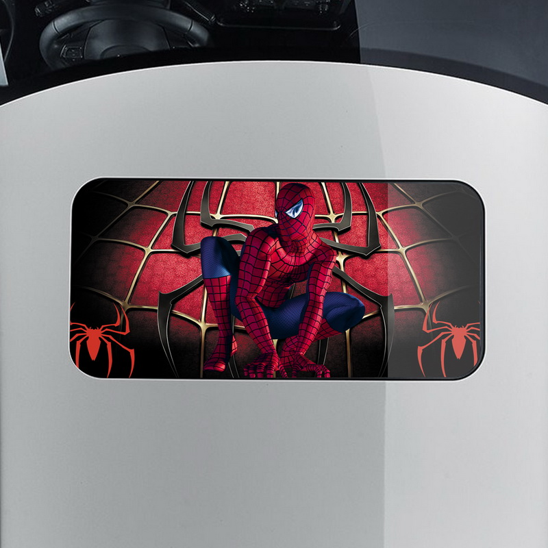 Online get cheap spiderman car decals for Custom vinyl windows online