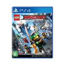 Игра для PlayStation 4 LEGO: Ниндзяго Фильм
