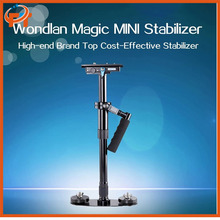 WONDLAN MAG204 Mini Handheld Camera Stabilizer for Camcorders DSLR and DVs steadicam s40 s60 camera support