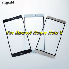 cltgxdd Front Screen Outer Lens Top Glass Replacement Part For Huawei Honor Note 8 EDI-AL10 EDI-DL00