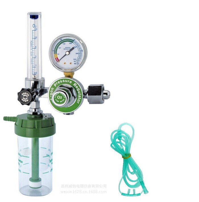 Updated version Medical oxygen regulator pressure flowmeters hot sales medical oxygen regulator pressure flowmeters hot sales