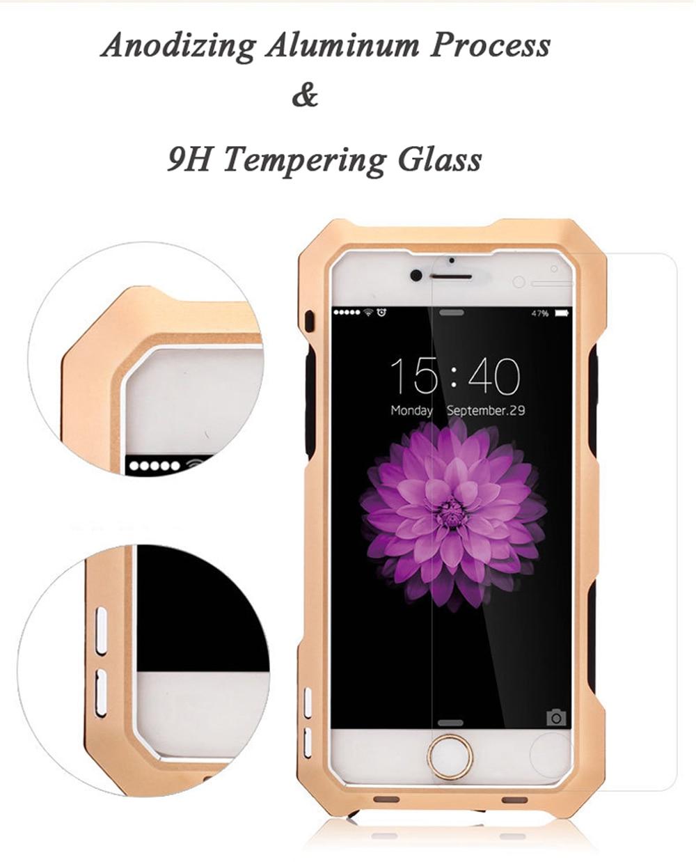 SA92-Dirt-Shock-Waterproof-Metal-Alluminum-Alloy-Phone-Case-For-iPhone-6-6s-Plus-+-Wide-Angle-Lens-Fisheye-Lens-Macro-Lens- (11)