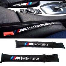 Автомобиль Для Укладки///M Performance Автокресло Gap Апертурная Pad Герметичным Плиты защитная Слот Разъем Пробка для BMW E60 E90 F30 X1 X5