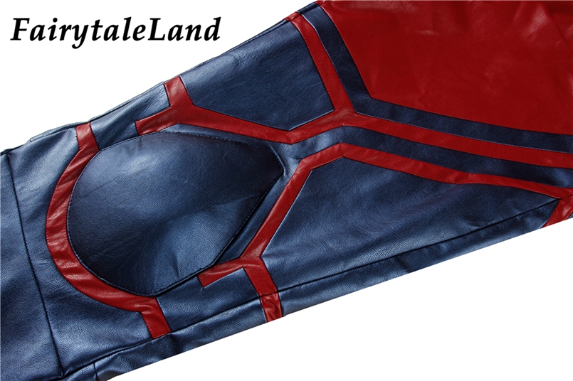 Suit leather Endgame Costume 21