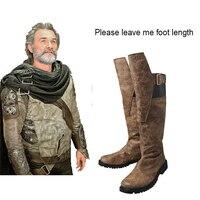 שומרי גלקסי 2 נעלי מגפי קוספליי את כדור הארץ החי סרט חום אגו אביזרי Cosplay תלבושות ליל כל הקדושים למבוגרים גברים