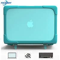 New Design Laptop case bag For MacBook Air 13 case Hard Case Accessories For MacBook Pro 13 with Touch Bar 11 12 inch Retina