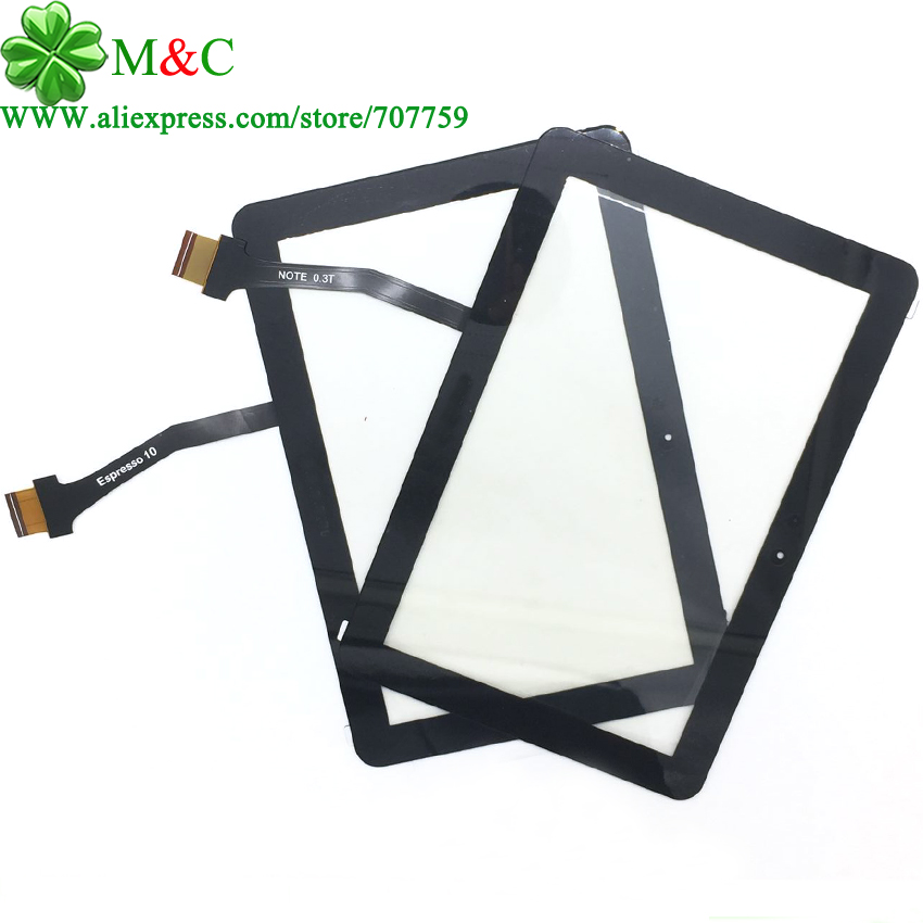 P7500 Touch Panel For Samsung Galaxy Tab P7500 P7510 10.1 Touch Sreen Digitizer Panel With Tracking
