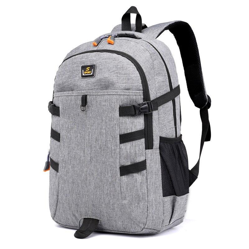 New Backpack Men School Bag For Teenager Backpack Designer Brand Waterproof
