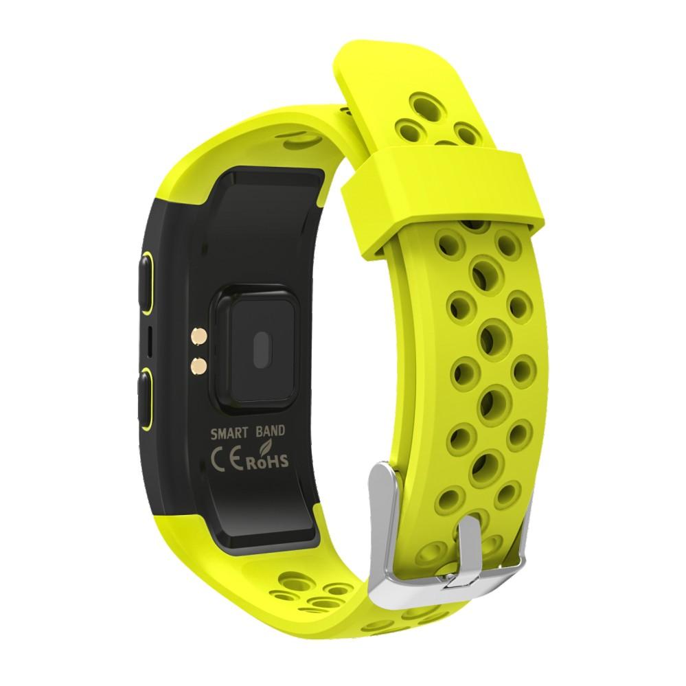 LEMDIOE Heart Rate Smart Wristband GPS Track Record Smart Band 2 Sleep Pedometer Bracelet Fitness Tracker Smart Watch Relogio 19