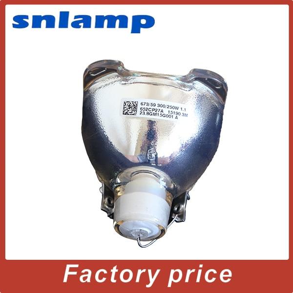 Original Bare Projector lamp 5811116701-SVV for D963HD free shipping replacement bare projector lamp 5811116701 svv for vivitek d963hd d965