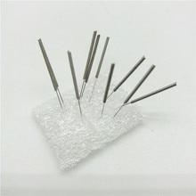 500 шт Лицевые одноразовые иглы для иглоукалывания для массажа лица 0,16*7 мм Красивые массажные иглы