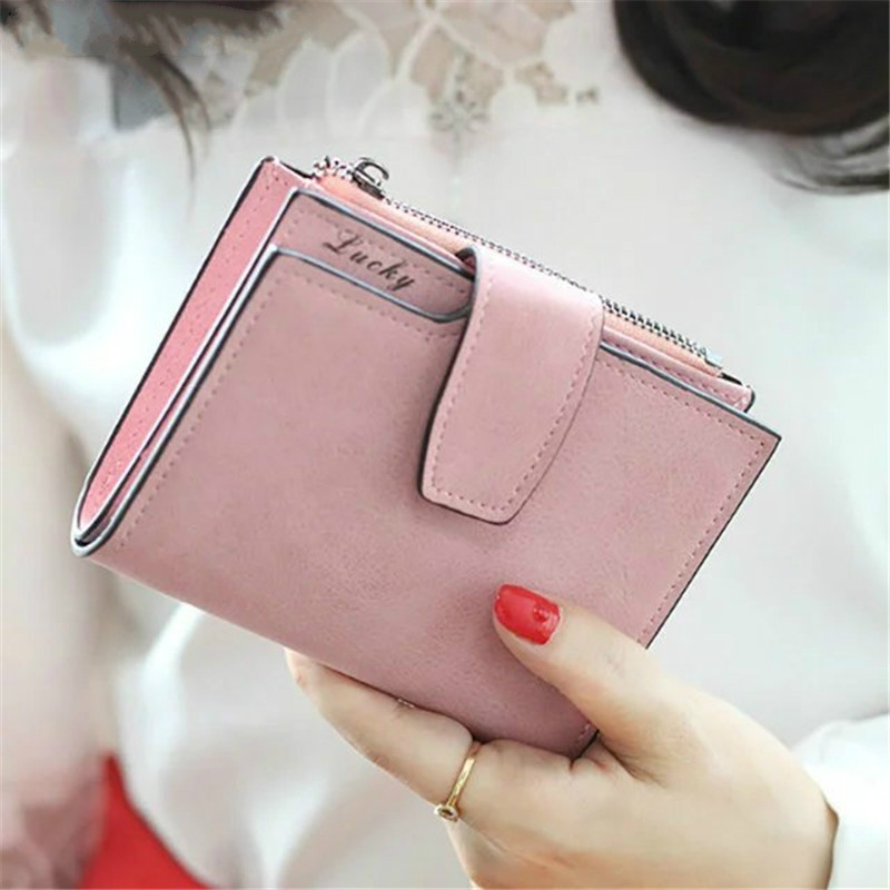 fashion-small-female-purse-short-purse-lady-letter-snap-fastener-zipper-short-clutch-wallet-solid-vintage-matte-women-wallet