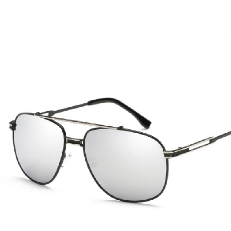 New Vintage Brand Designer Oversized Sunglasses Women Men Brand Designe Retro Driving Mirror Sun Glasses Female Male 5 Colors in Women 39 s Sunglasses from Apparel Accessories