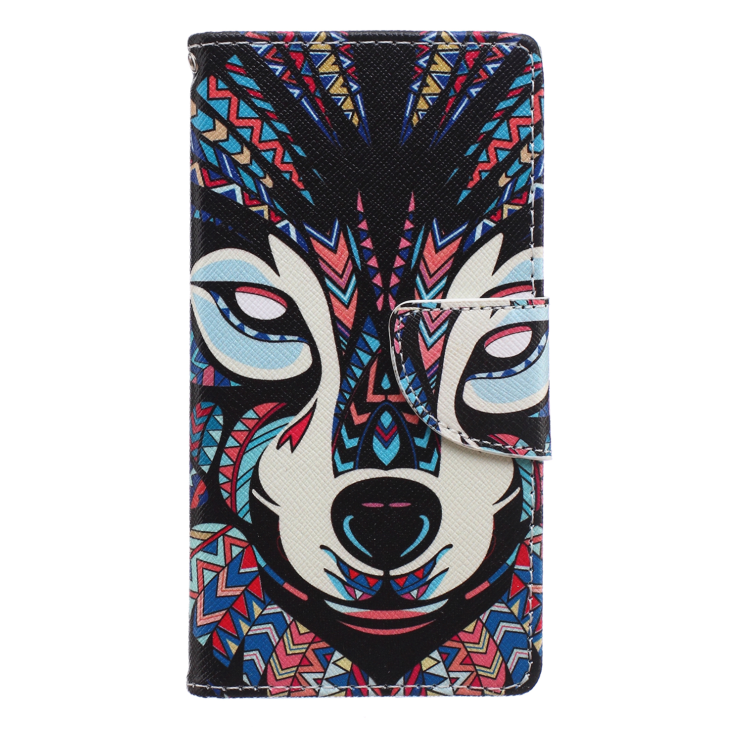 Flip Cover for Huawei P8 Lite P8Lite Leather Case ALE-L21 ALE-L23 ALE-L04 ALE-L02 Flip Phone Cases for Huawei ALE L21 L23 L04 L02 phone cases - intl