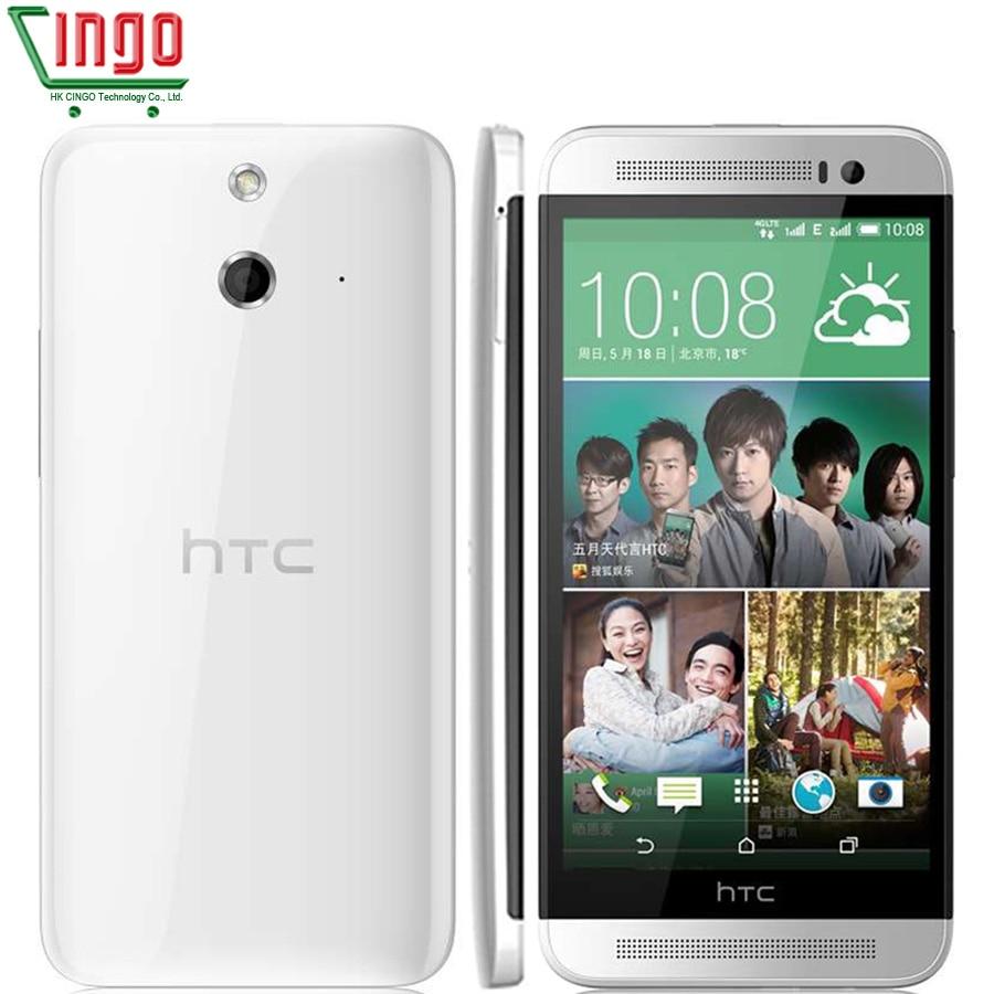 Original HTC One E8 Unlocked Phone 2GB RAM 16GB ROM Quad Core 13MP Camera 5 0