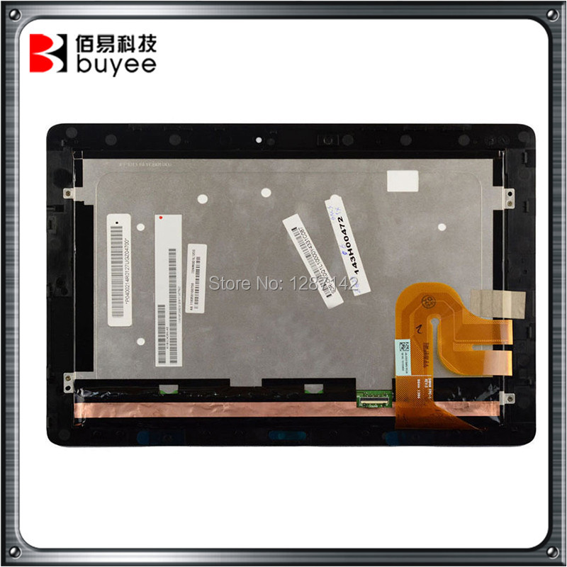 Origianl Black Tablet Panel For Asus Transformer Pad TF700 TF700T 5184N FPC-1 Digitizer Touch Screen Assembly Tested