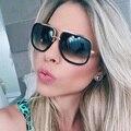 2017 Praça Da Moda Homens Óculos De Sol Das Mulheres Marca de Luxo Designer de óculos de Sol Masculino Óculos de Condução pesca Superstar Maches Feminino Shades