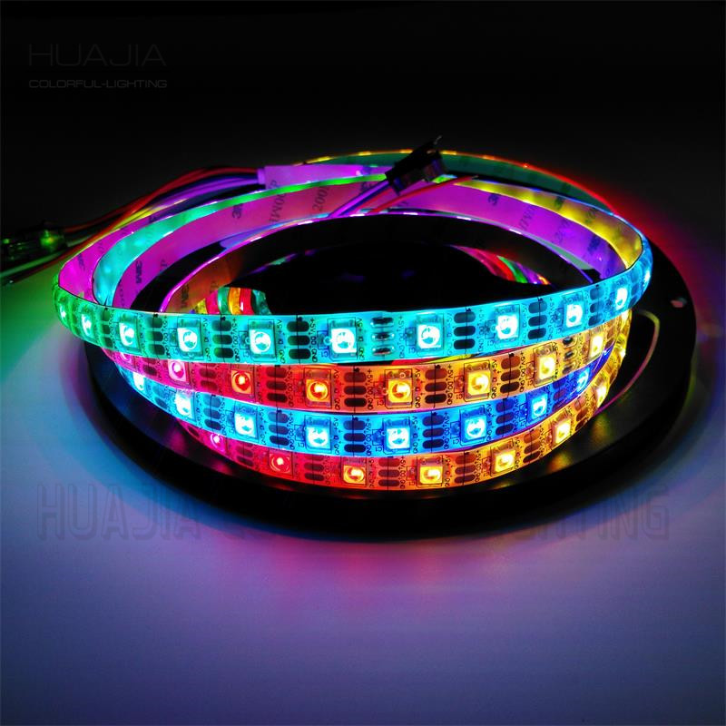 Tiras de Led 5 v rgb endereçável tira ip Grade : Ip30(non-waterproof) Ip65(glue Waterproof) Ip67(tube Waterproof)