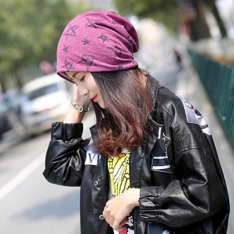 TAOMI GANS Warm Skullies Beanies For Women Gorro Diamond 2017 New Spring Character Hats skullies