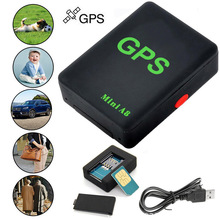 Mini A8 GPS Tracker Locator Real Time Old Men Kids Pet Car GSM/GPRS/LBS Tracking Power Adapter Support SIM Card With SOS Button 2017 mini miniature gps tracker children old man pet satellite locator gsm gprs wifi car real time tracking alarm