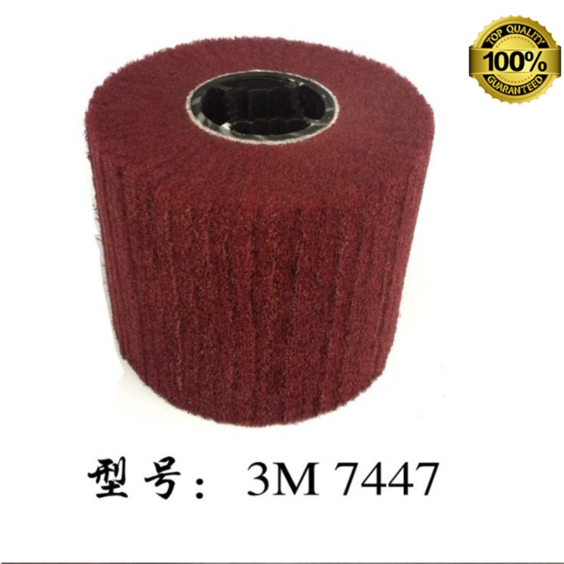 ФОТО 3M Polishing Wheel  for grinding wheel tool for polish or rusty-remove at good price and fast delivery