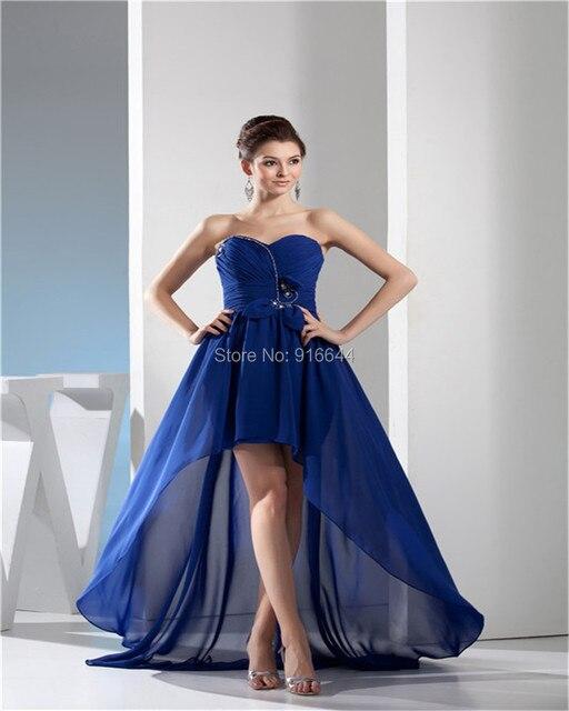 Vestidos De Graduacion Azul Largos Vestidos De Coctel 2019