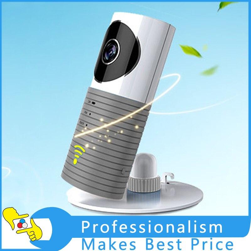 720P HD Clever Dog Wifi Camera Mini CCTV Camera Network Surveillance Camera Home Security IP Camera Infrared Night Vision