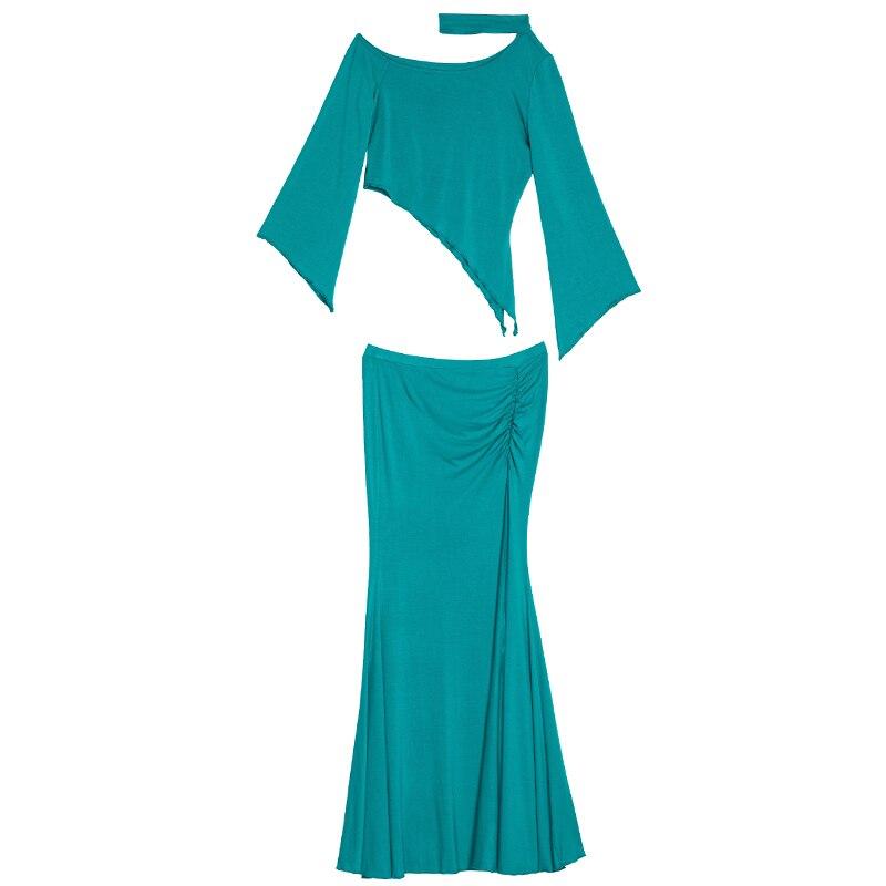 Bellydance Oriental Eastern Asian Desert Swings Robe Belly Dance Dancing Costumes Clothes Bra Belt Skirt Dress Set Suit 3533 Belly Dancing Novelty & Special Use