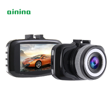 Ainina Two camera Car Camera recorder Dual lens 2.7 inch car dashcam with rear , 2 dvr