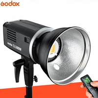 Godox SLB60W 60W 5600K White Version Lithium Battery Outdoors Portable Continuous Studio Lamp LED Video Light (Bowens Mount)