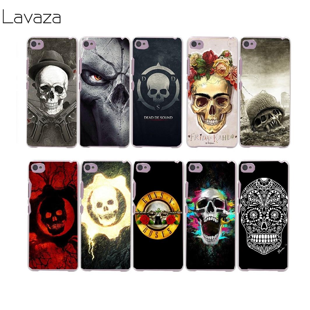 Lavaza Dead De Sound Skull Hard Case for Lenovo K6 K5 K4 K3 K6 Note ZUK Z2 Vibe P1 X3 Li ...