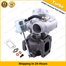 GT25 GT28 GT2871 GT2860 GT2871R Upgrade T25 T28 .64 Universal Turbo for Nissan SR20 180sx s13 s14 CA18DET For All 4 6 Cyl 400HP
