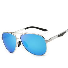 Men's Aviation Polarized Sunglasses Women Brand Designer G15 Aviador Sun Glasses for Men Shades