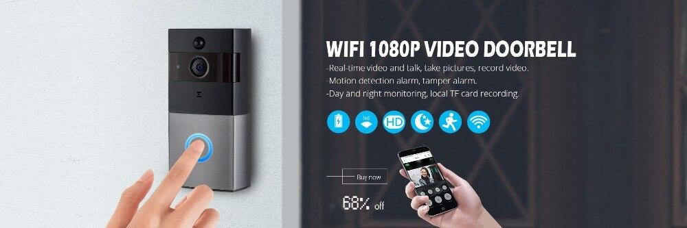 KERUI Security Camera System 8CH Full HD 720P NVR Camera Kit