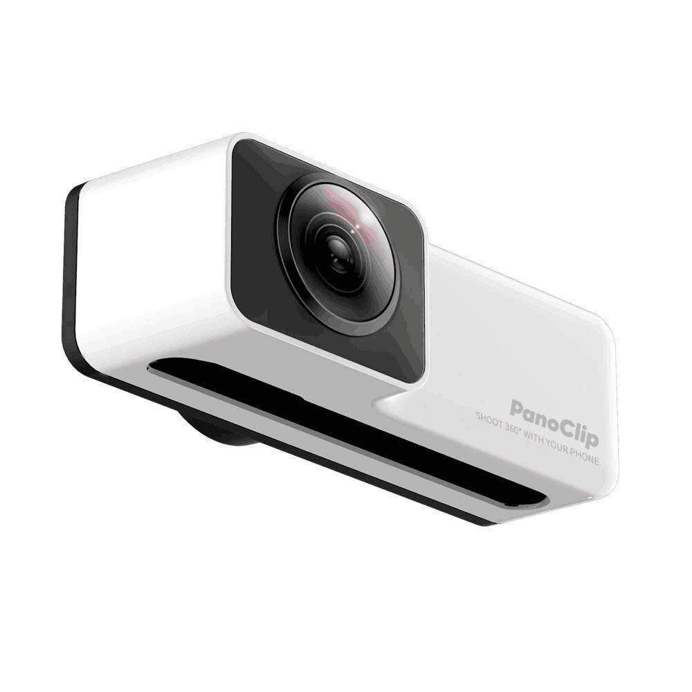 geekoplanet.com - Professional 360 Degree Panoramic Dual Lenses For iPhone