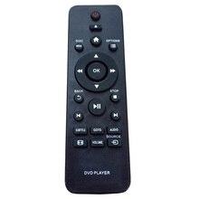 Controle remoto philips dvd, substituição de controle remoto dvp2880 dvp2880/f7 dvp3680/51