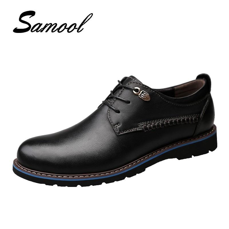 Spring Autumn Formal Shoes Men Shoes Genuine Leather Wedding Shoes for Men Fashion Work Shoes Man Shose Breathable Shoesmen Gx4