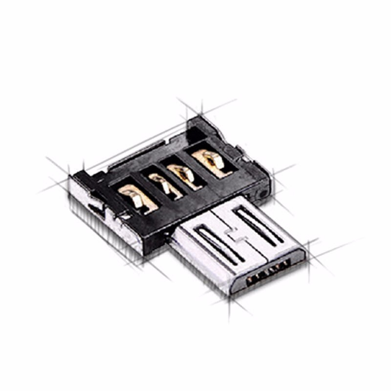 Fctory Price Mini USB Flash Disk 5pin Micro USB OTG Cable