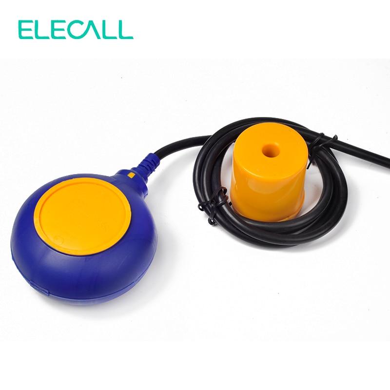 Offre spéciale 6 M contrôleur interrupteur à flotteur commutateurs de liquide liquide fluide niveau d'eau interrupteur à flotteur contrôleur contacteur capteur - 4