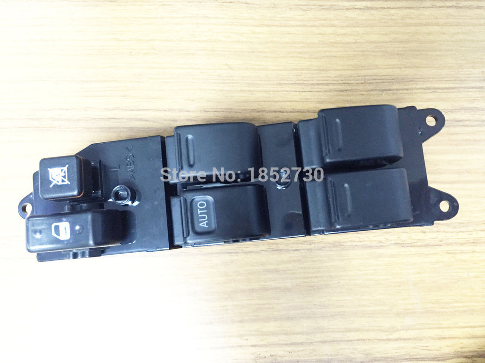 NEW Electric Power Window Master Control Switch 84820-60090 8482060090 Fit For 96-08 For Toyota PRADO