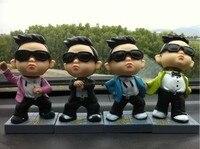 Wholesale Bobblehead Ornament Car Automotive Dolls Creative Shaking His Head Doll Shaking Figurines Free Shipping