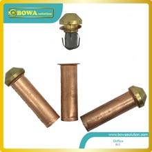 The orifice ассамблеи подходит для всех версий корпуса клапана и хладагентов и во всех evaporating temperature ranges