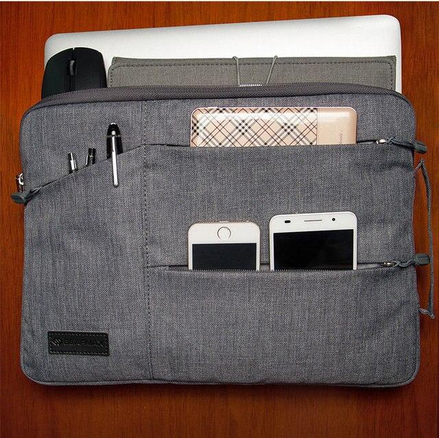 1d699dc995 Imperméable Oxford tissu Ordinateur Portable Manches Sac Cas Comprimés  Ultrabook Portable housse pour macbook 11 pouces