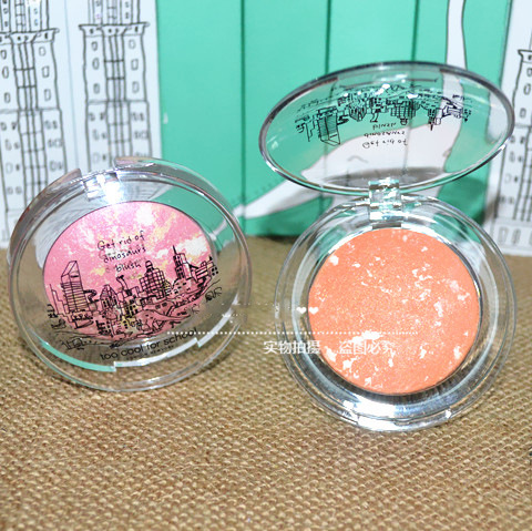Aliexpress.com : Buy Too cool for school Makeup Baked Blush ...