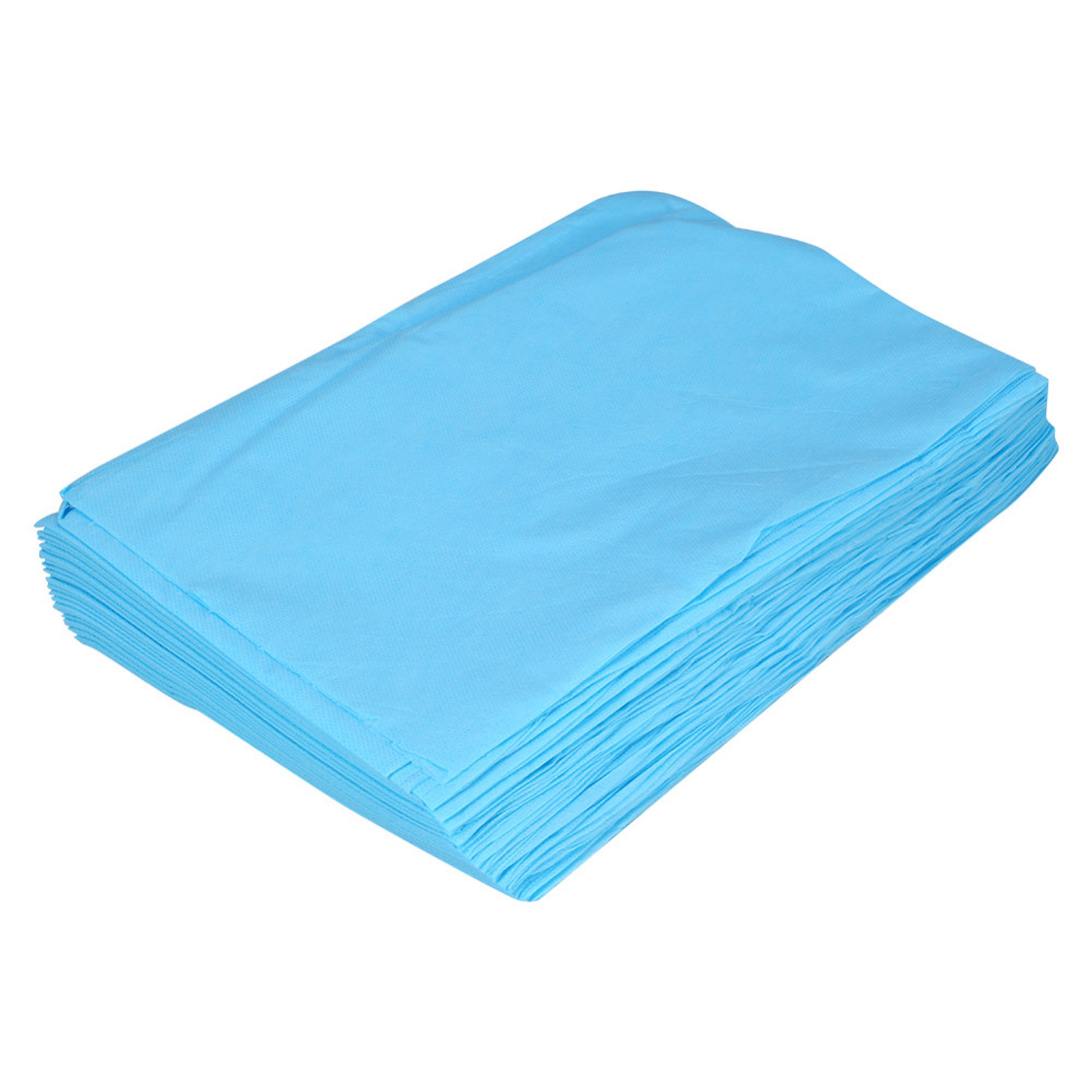 40pcs Medical Massage Disposable Non-Woven sterile Pad surgical waterproof sheel Beauty Salon SPA Dedicated Bed Sheet наматрасники candide наматрасник водонепроницаемый waterproof fitted sheet 60x120 см