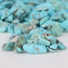 Natural Turquoise Stones for Aquarium Decor