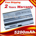6 células 5200 mah portátil de plata for Sony BPS8 BPS8A BPL8 VGP-BPS8 BPL8 BPL8A VGP-BPS8A VGN-FZ