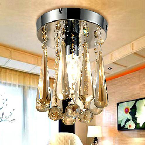 modern K9 crystal ceiling lamps aisle lights bar entrance foyer stairs bedroom balcony lamp lamp top lighting lamps crystal pendant lights aisle lighting small lamps lights modern ceiling balcony lamp led lamps small entrance hall