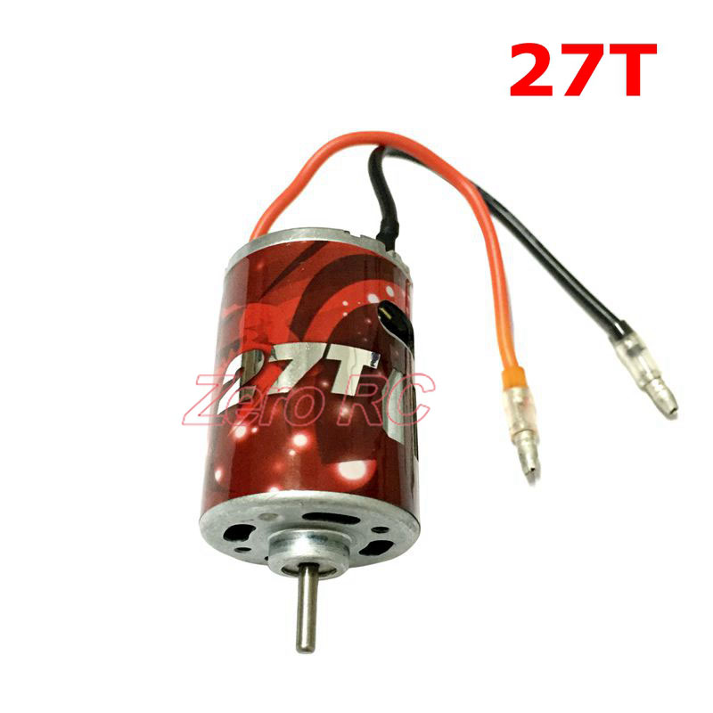 Image 5 - 1/10 CROSS RC 540 Brush Electric Motor With Line 27T 35T 45T 55T For Scx10 RC4 Crawler RC-in Parts & Accessories from Toys & Hobbies