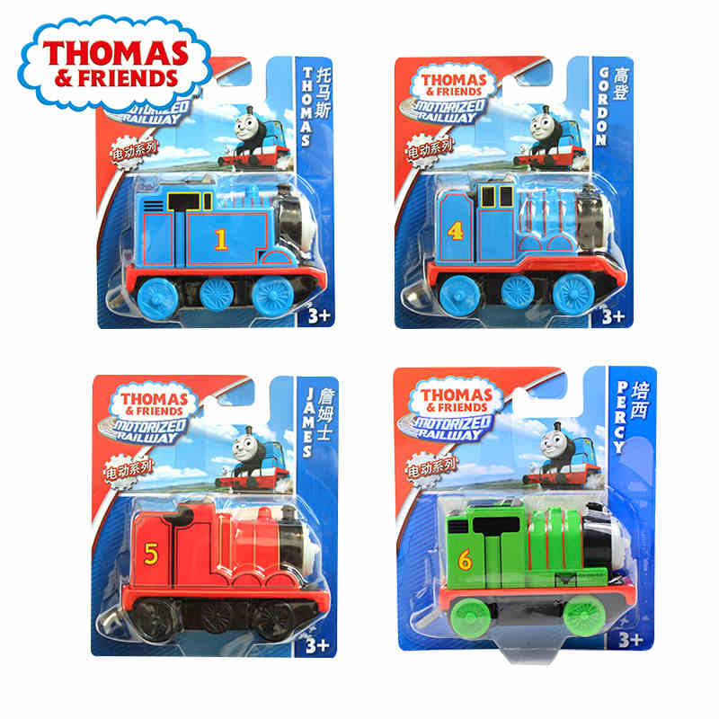 Electric thomas and friends Trackmaster engine compatible brio Motorized railway train car model electric train locomotive